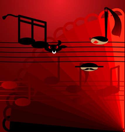 resound: background flamenco