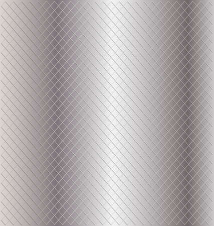 hard stuff: metallic background - texsture silver metal metal network Illustration