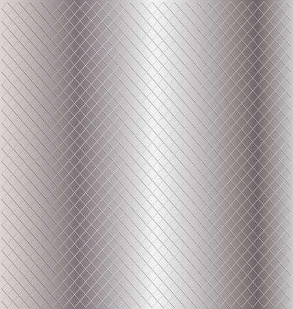 metallic background - texsture silver metal metal network Vector