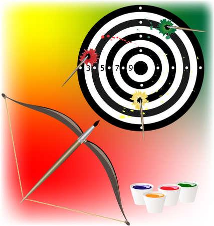 art target Vector