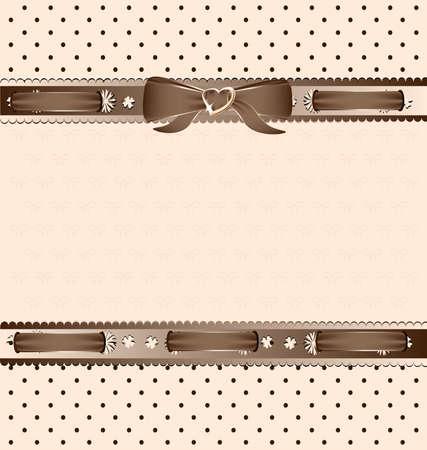 Hintergrund Fantasy-braun-beige: Gewebe, Spitzen und Bändern