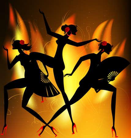 Flaming Tanz