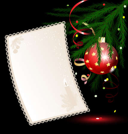 feast day: Christmas paper