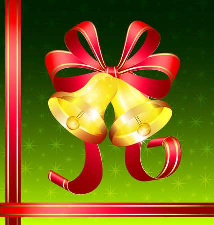 traditionary: Christmas golden bells