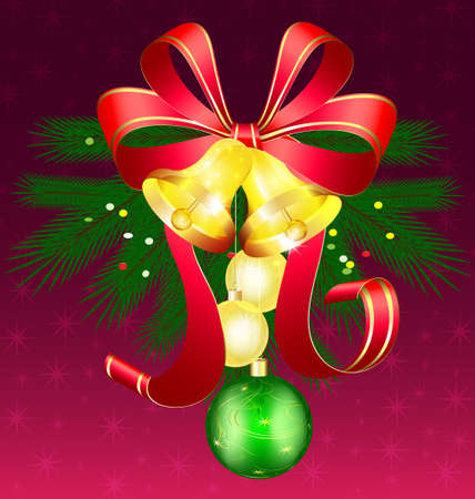 Christmas decoration Stock Vector - 11258188