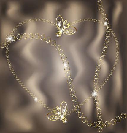 joyas de oro: Gema del corazón