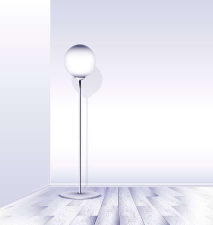 white room Vector