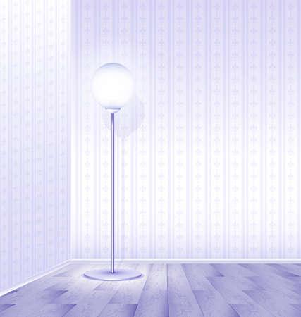 electrolier: light room