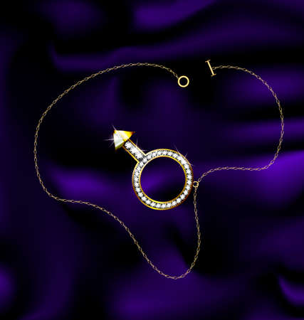 and he shines: bracelet male