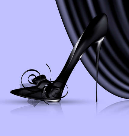 sad shoe