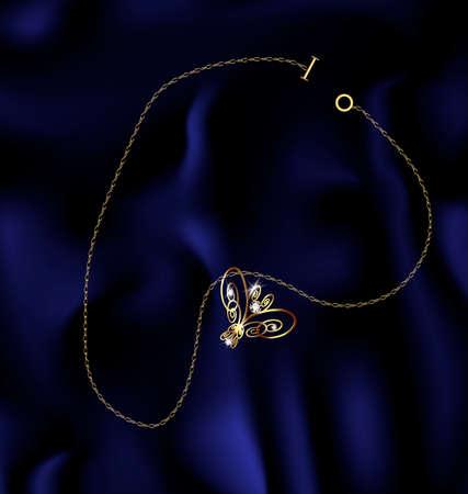 bracelet: bracelet butterfly