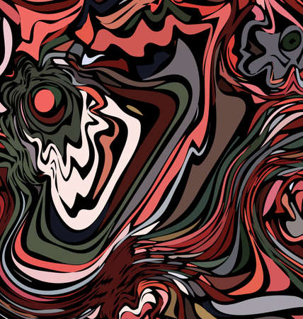 colored background image abstract image of fatigue