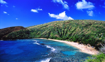 Hanauma Bay Stock Photo - 17379887