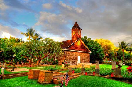 congregational: Keawalai Congregational Church,Makena Maui