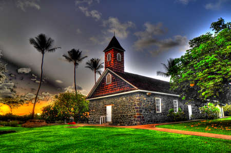 Keawalai Congregational Church,Makena Maui