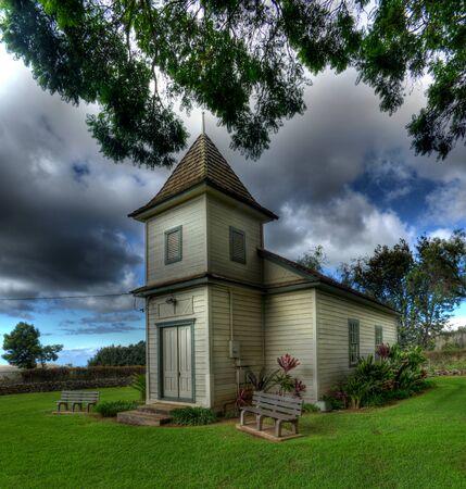 lds: LDS church Kula ,Maui