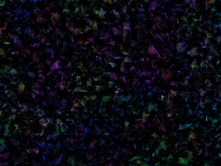 cubismo: color de fondo abstracto moderno - cubismo Foto de archivo