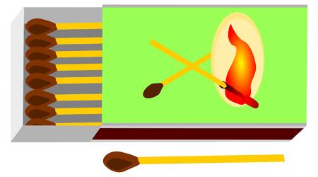 matchbox: matchbox, matchstick,Matches, open match-box,