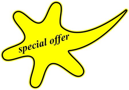 pinnacle: yellow sticker special offer ,yellow label special offer ,
