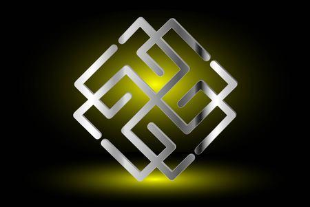 slavic: Symbol of the sun ,Slavic symbol of the sun ,