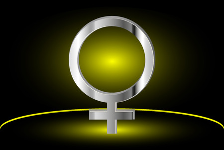 symbol women, Female symbol, woman, vector woman symbol,