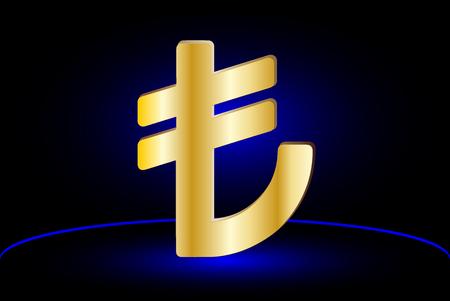 turkish lira: Turkish lira symbol ,Turkish lira icon,