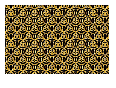 triquetra: Triquetra symbol abstract wallpaper, abstract background