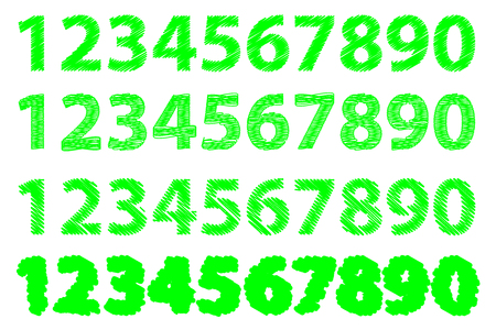 Numbers 0-1-2-3-4-5-6-7-8-9,  Sketch Numbers  Zero 0 One 1 Two 2 Three 3 Four 4 Five 5 Six 6 Seven 7 eight 8 nine 9,
