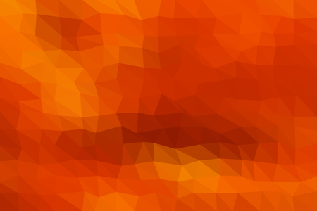 Background with triangle pattern, Abstract mosaic background, Polygonal background Illustration