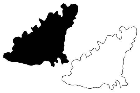 guernsey: Guernsey island map.
