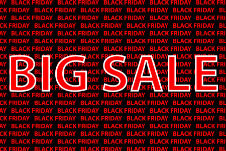 holiday shopping: Black friday sale background, Abstract vector - black friday - big sale - background