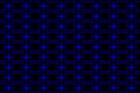 Cross abstract pattern Illustration