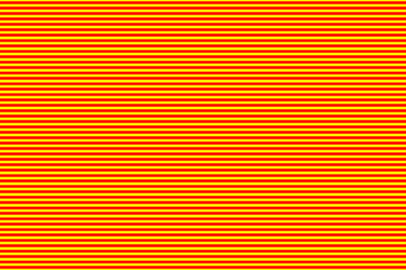 Simple striped background - red and yellow Illustration