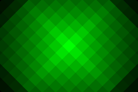 Diagonal lines, Squares soft background, Concentric square green vector pattern Illustration