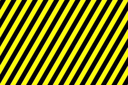Simple striped background - black and yellow - line pattern.