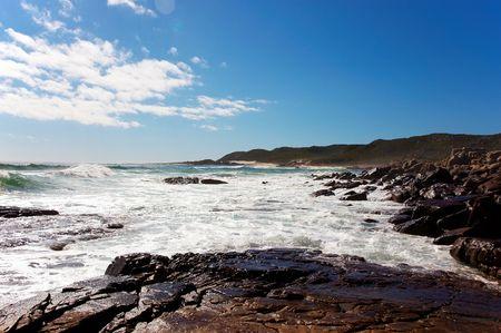 Atlantic near Cape of Good Hope Stock Photo - 5313963