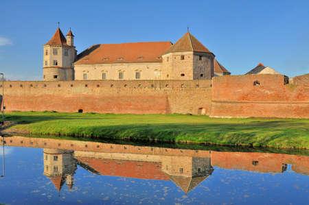 Fagaras Castle - Medieval Fortress