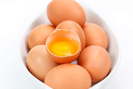 amounts: Egg yolks and whole eggs store significant amounts of protein and choline