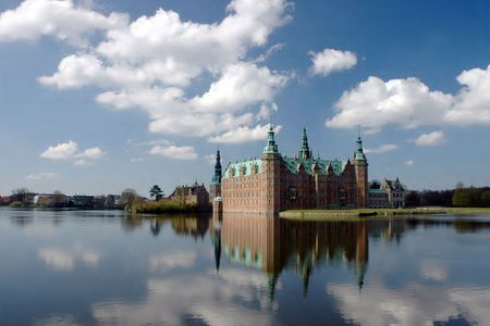 showplace: Frederiksborg Castle, Hillerod, Denmark