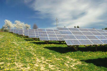 Solar power plant Stock Photo - 3357513