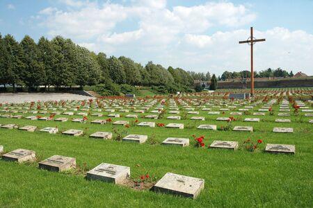 Memorial Terezin - Camp of Death (Czech Republic) Editorial