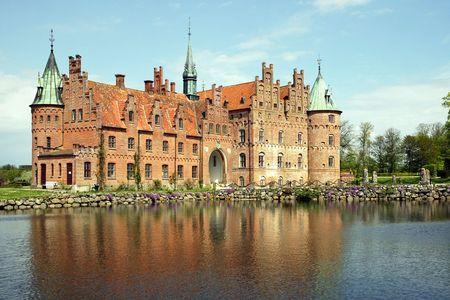 Egeskov Schloss (D�nemark)