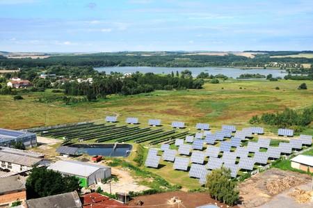 Solar-Kraftwerk