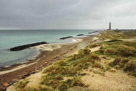 North Cape of Denmark in Skagen