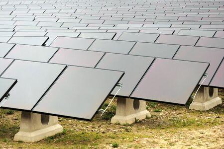 solar power plant Stock Photo - 4777844