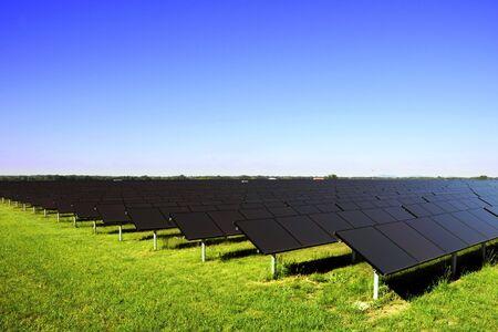 Solar power plant Stock Photo - 4919732