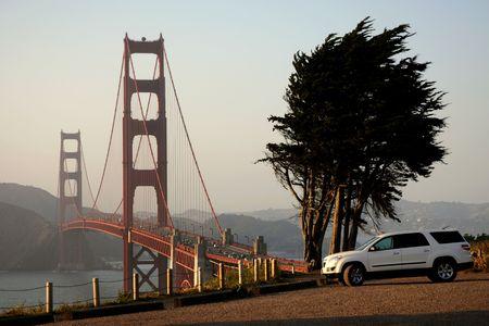 Golden Gate Bridge, San Francisco (USA)  Stock Photo - 5198022
