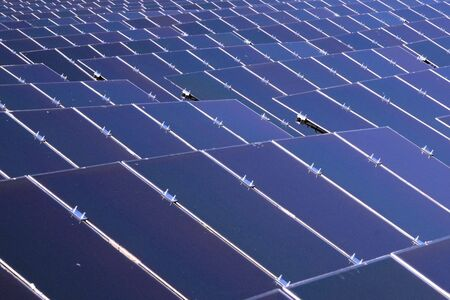 Solar power plant Stock Photo - 5387822