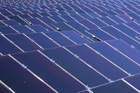 Solarkraftwerk Lizenzfreie Bilder