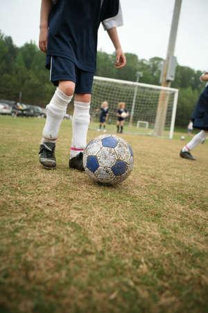 Soccer ball or football
